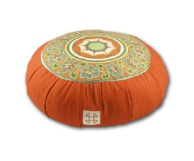 relaxso zafu meditation cushion