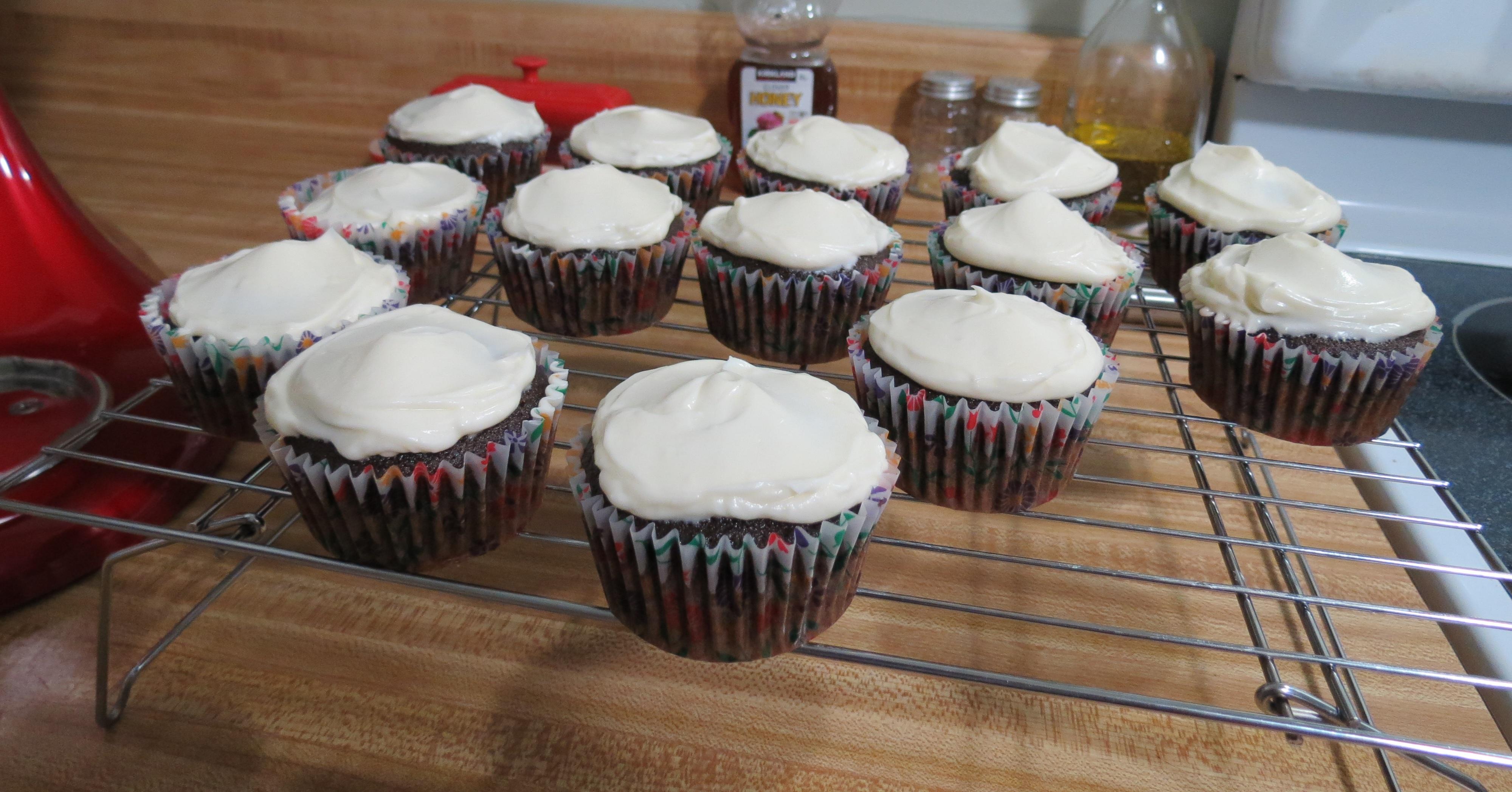 Presto Flour Chocolate Cake Recipe